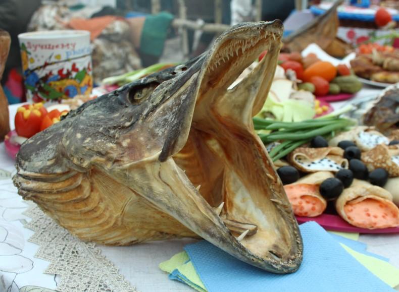 11 февраля 2018 года. Районный праздник «Моринская золотая рыбка»