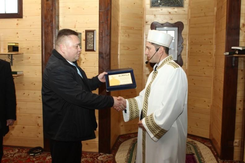 4 ноября. 620-летие поселения татар на Беларуси