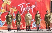 9 мая 2021 года. День Победы и День Государственного герба и Государственного флага Республики Беларусь