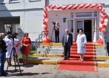 15 июня. Открытие дополнительного здания поликлиники после капитального ремонта