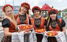 18 августа 2018 года. Районный праздник «Ивьевский помидор»